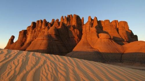 Пустыня возле Алжира