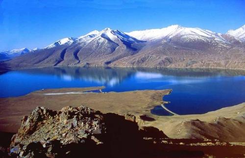 Горы в Таджикистане