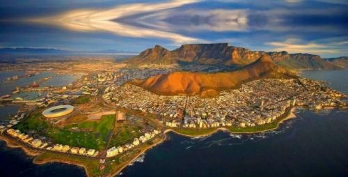 ЮАР на закате