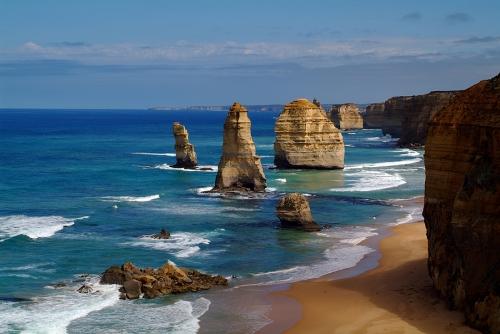Красивый вид в Австралии