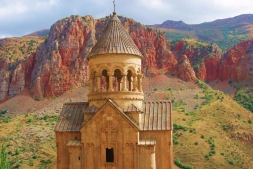 Достопримечательности Нагорного Карабаха