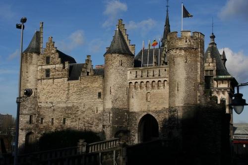 Бельгийский замок