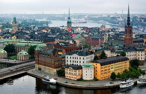 Финский город