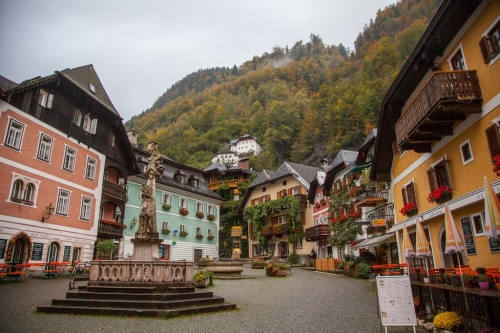 Австрийский город