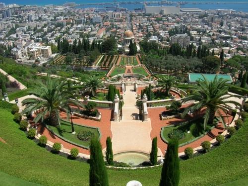 Красивое место в Израиле