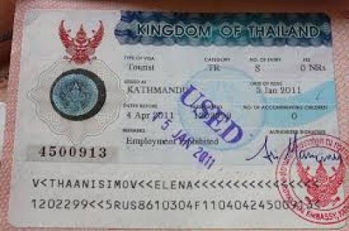 Полугодовая виза в Таиланд