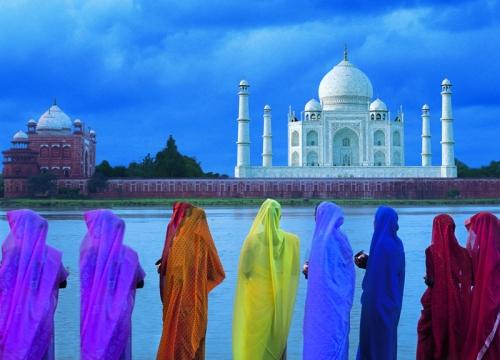 Индия. Тадж-Махал