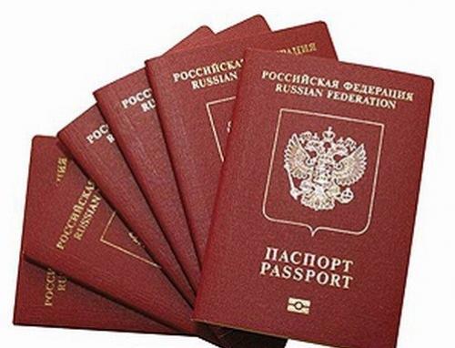Несколько загранпаспортов