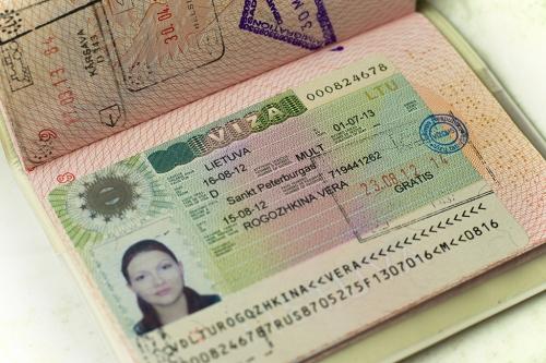 Студенческая виза в Литву