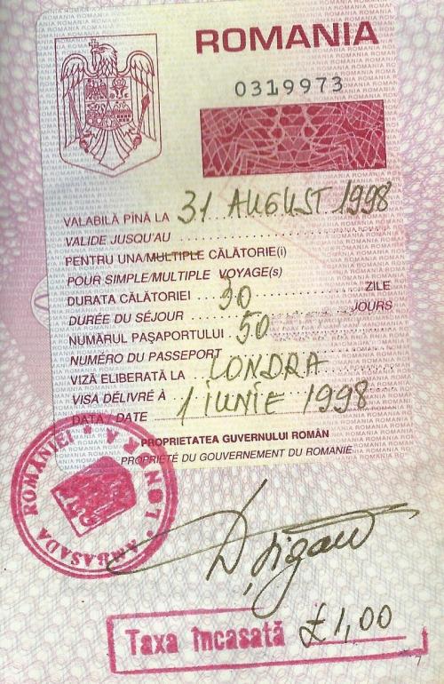 Бланк виза в германию самостоятельно