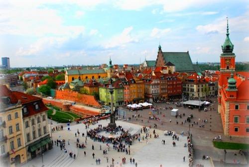 Достопримечательности Польши