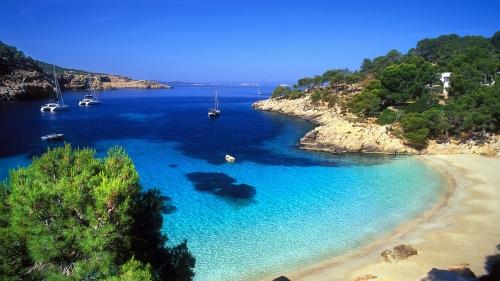 Красивые виды Кипра