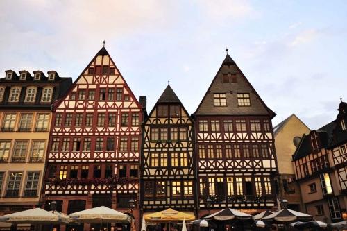 Немецкий стиль в архитектуре в Германии